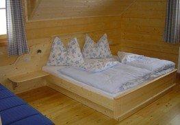 Bichlhütte Schlafzimmer